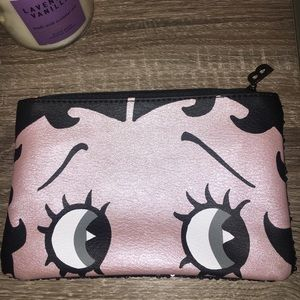 Betty Boop Make-up Bag